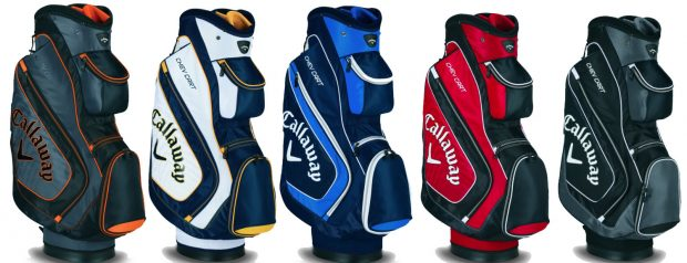 87a8d8d240be Callaway 2015 Chev Golf Cart Bag Black Charcoal White Blue Navy Red