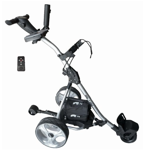 Spin It Golf Products GC1R Easy Trek Remote Controlled Electric Golf Cart