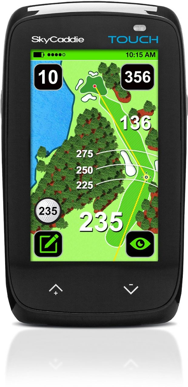 Skygolf Skycaddie Touch golf GPS handheld device