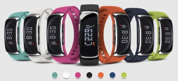 GolfBuddy BB5 Golf GPS Band - available colors