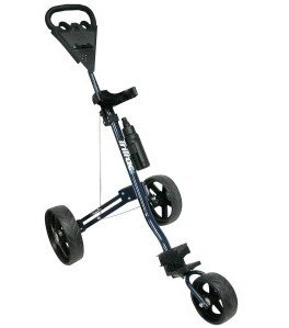 Intech Tri Trac 3-Wheel Golf push Cart