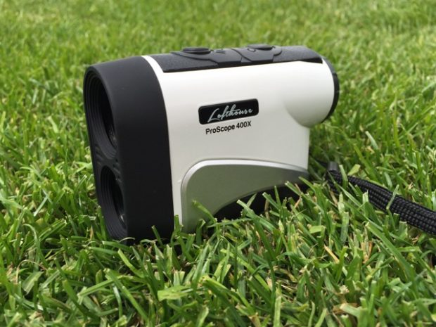 Lofthouse ProScope 400x golf rangefinder
