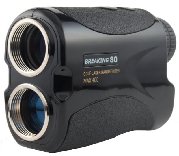 Breaking 80 Laser Golf Rangefinder with PenSensor 3 Advanced FlagSeeker & InteliScan Technology