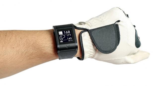 Callaway GPSync Golf GPS Watch - on wrist