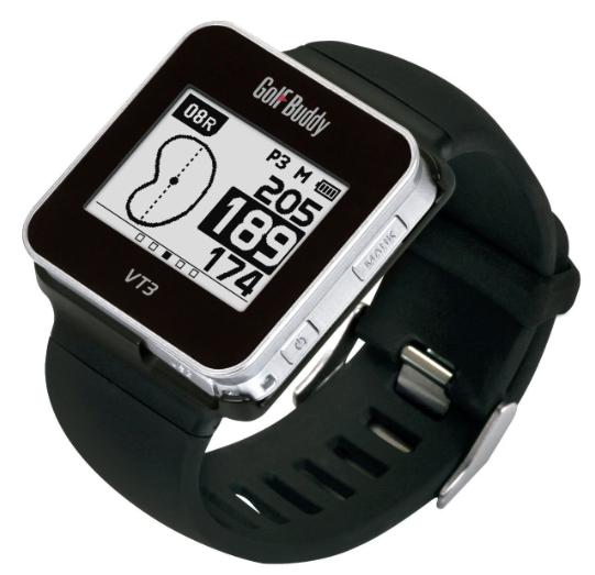 GolfBuddy GB8-VT3-14 Golf GPS Watch