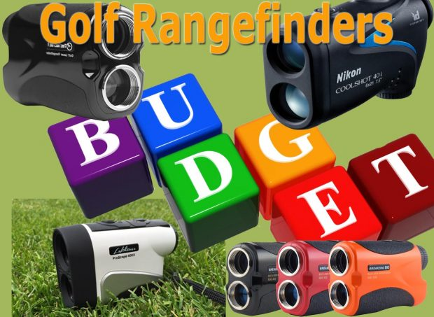 top 4 budget golf rangefinders
