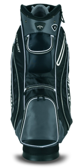 Callaway 2015 Chev Golf Cart Bag Black - front