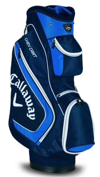 Callaway 2015 Chev Golf Cart Bag Blue - side
