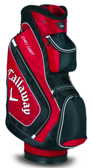 Callaway 2015 Chev Golf Cart Bag Red - side