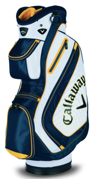 Callaway 2015 Chev Golf Cart Bag White-Navy