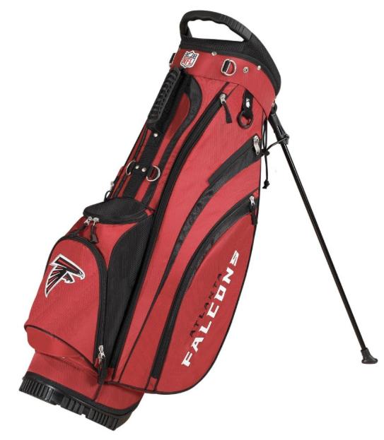 Atlanta Falcons Wilson NFL Golf Carry Bag