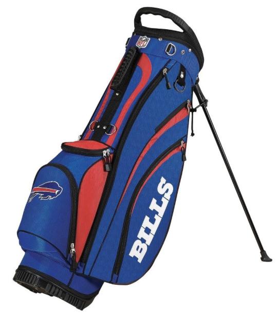 Buffalo Bills Wilson NFL Golf Carry Bag