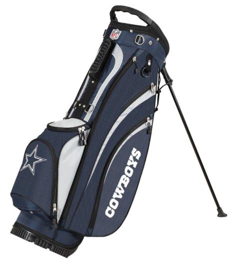 Dallas Cowboys Wilson NFL Golf Carry Bag