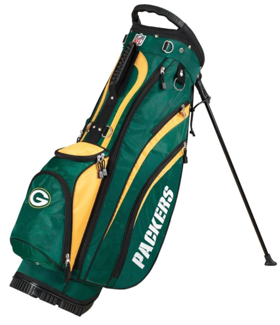 Green Bay Packers Wilson NFL Golf Carry Bag