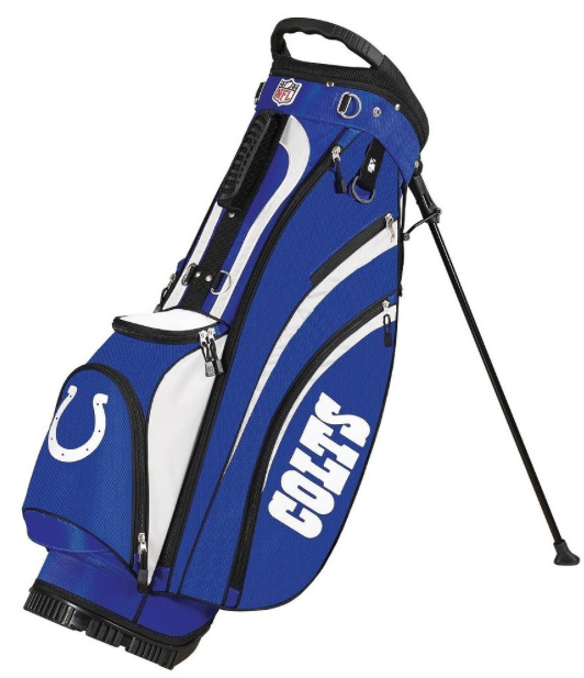 Indianapolis Colts Wilson NFL Golf Carry Bag