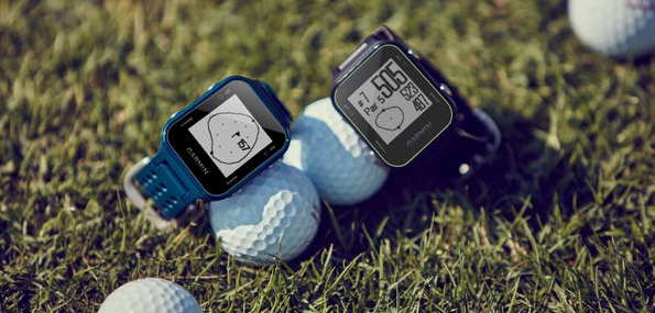 Garmin Approach S20 Golf GPS Watch - golf course