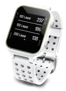 Garmin Approach S20 Golf GPS Watch - white