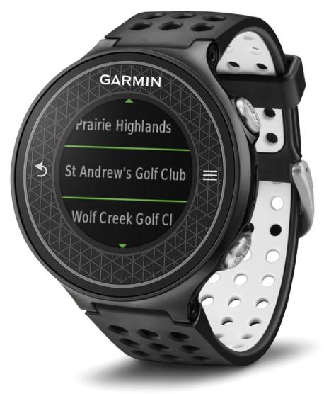 Garmin Approach S6 Golf GPS Watch - 30,000 golf courses