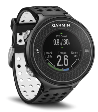 Garmin Approach S6 Golf GPS Watch - dark