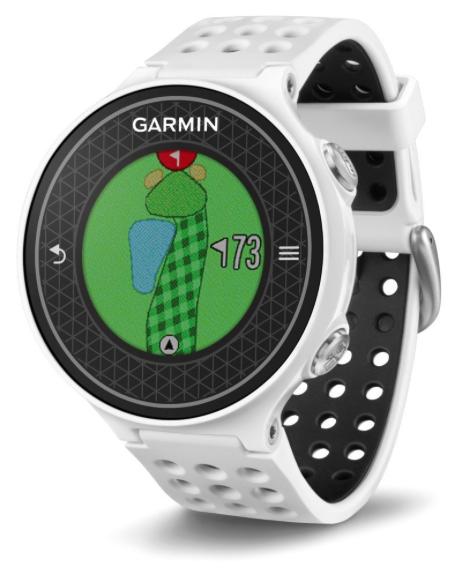 Garmin Approach S6 Golf GPS Watch - light