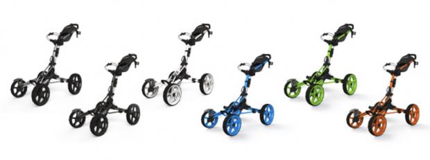 Clicgear Model 8.0 Golf Push Cart - all colors