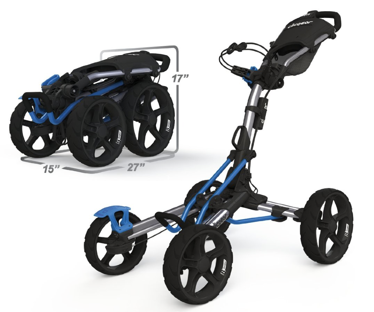 Clicgear Model 8 0 Golf Push Cart Review
