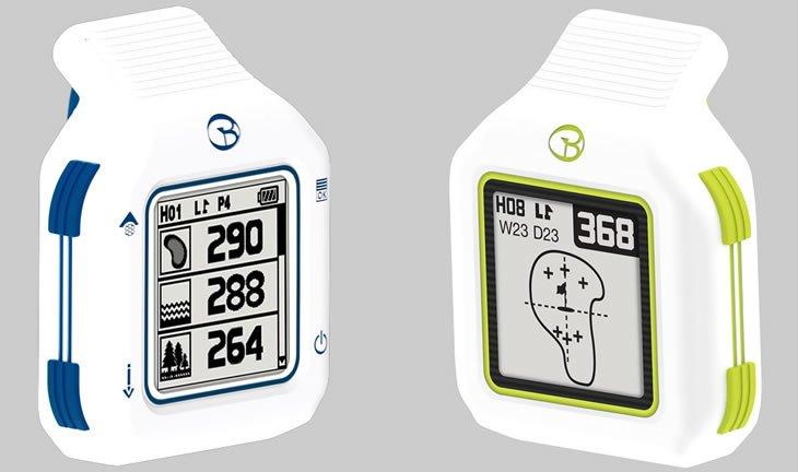 GolfBuddy CT2 golf GPS clip watch