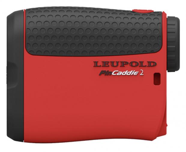 Leupold PinCaddie 2 Golf laser rangefinder - from side
