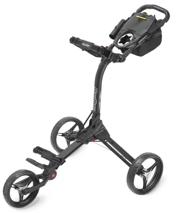 Bag Boy C3 Golf Push Cart Black