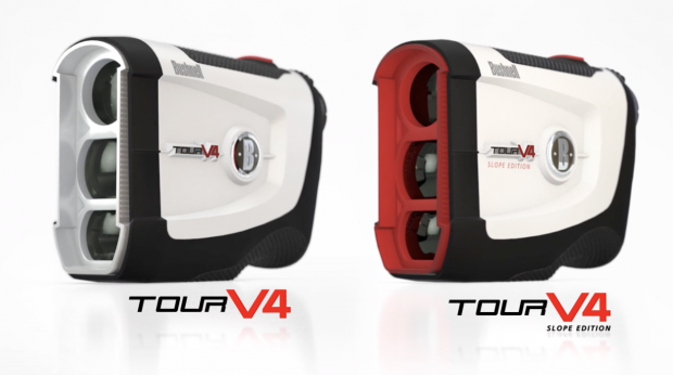 Bushnell Tour V4 and Tour V4 Slope Edition