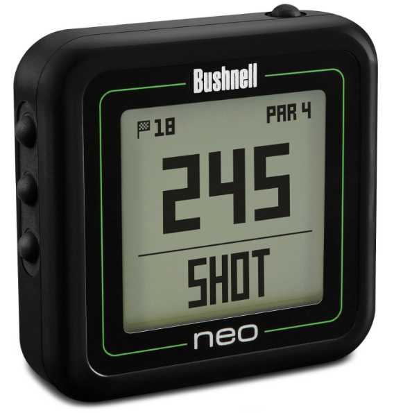 Bushnell Neo Ghost Golf GPS - Shot distance