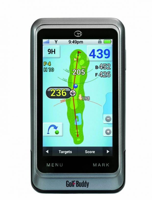 GolfBuddy GB3-PT4 Golf GPS handheld device
