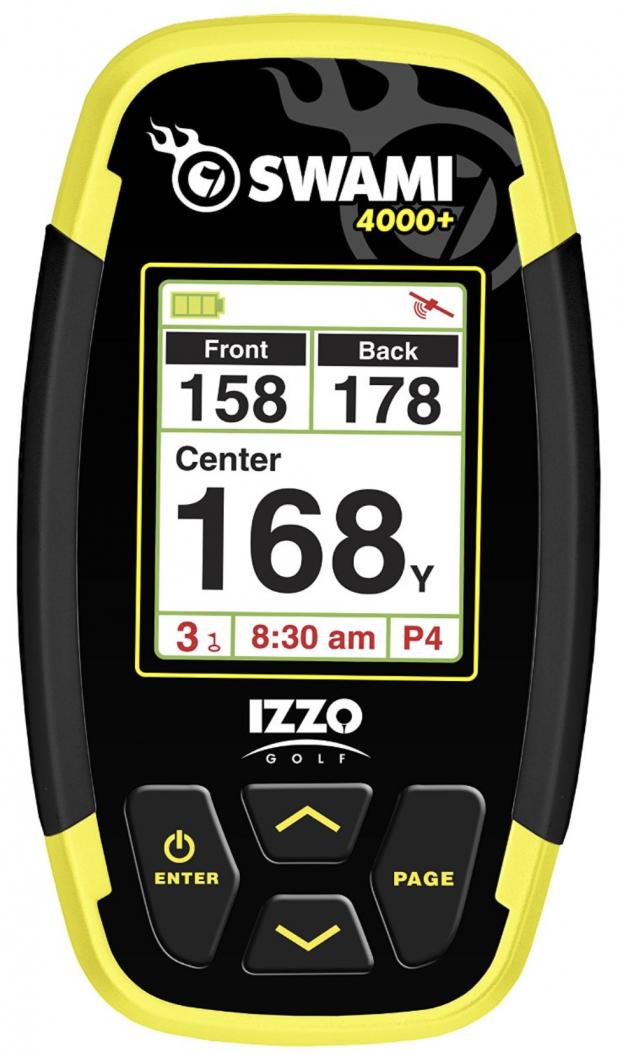 IZZO Swami 4000+ Golf GPS device