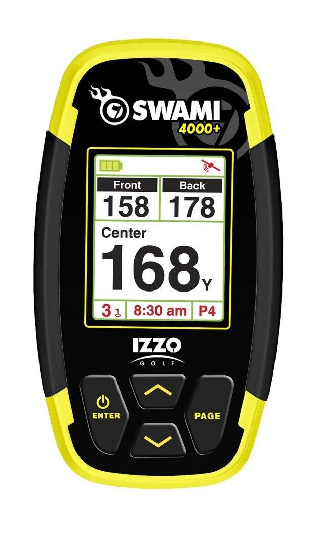 Izzo Swami 4000+ golf GPS handheld device