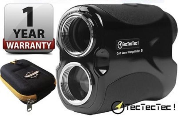 TecTecTec Vpro 500s Slope Laser Range Finder - overview