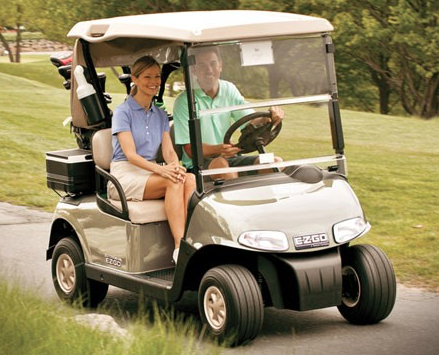 EZ-GO RXV GOLF CAR Buggy (GAS OR ELECTRIC)