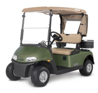 EZ-GO RXV GOLF CART (GAS OR ELECTRIC)