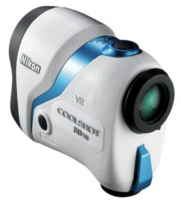 Nikon Coolshot 80 VR golf ranger finder