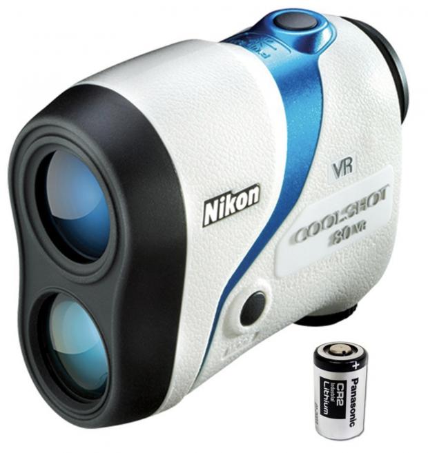 Nikon Coolshot 80 VR golf rangerfinder