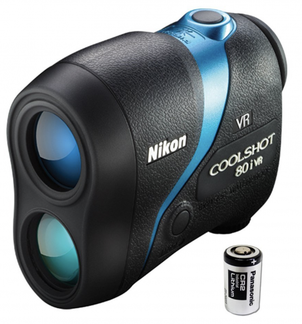 Nikon Coolshot 80i VR golf rangefinder