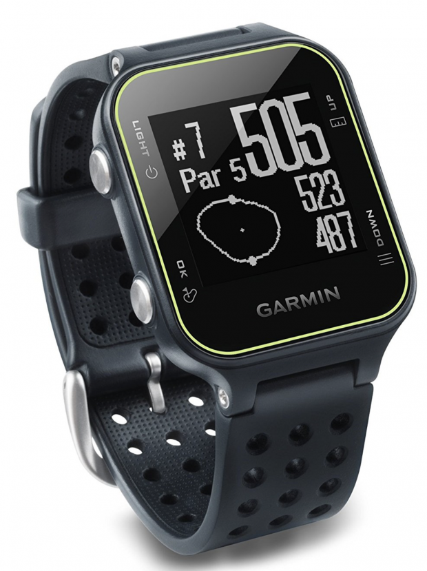 Garmin Approach S20 Golf GPS Watch - best specifications and features