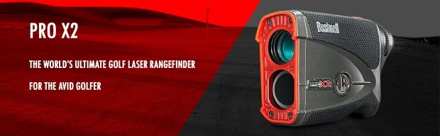 Bushnell Pro X2 Golf Rangefinder - best golf range finder
