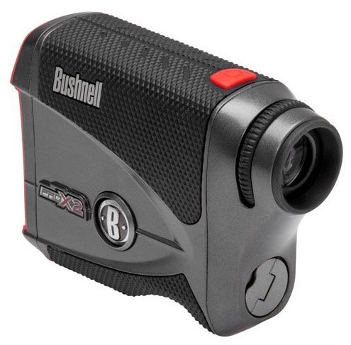Bushnell Pro X2 Golf Rangefinder - slope compensation