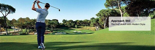 Garmin Approach S60 golf gps watch - high spec