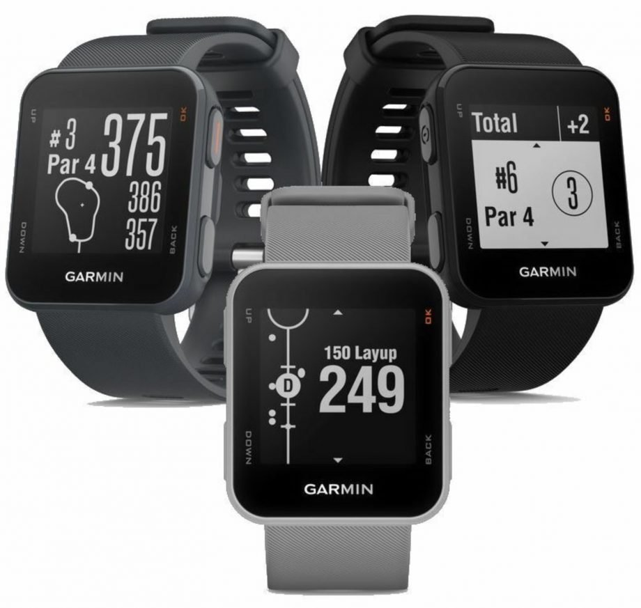 Garmin Approach S10 Golf GPS Watch - affordable with great specifications