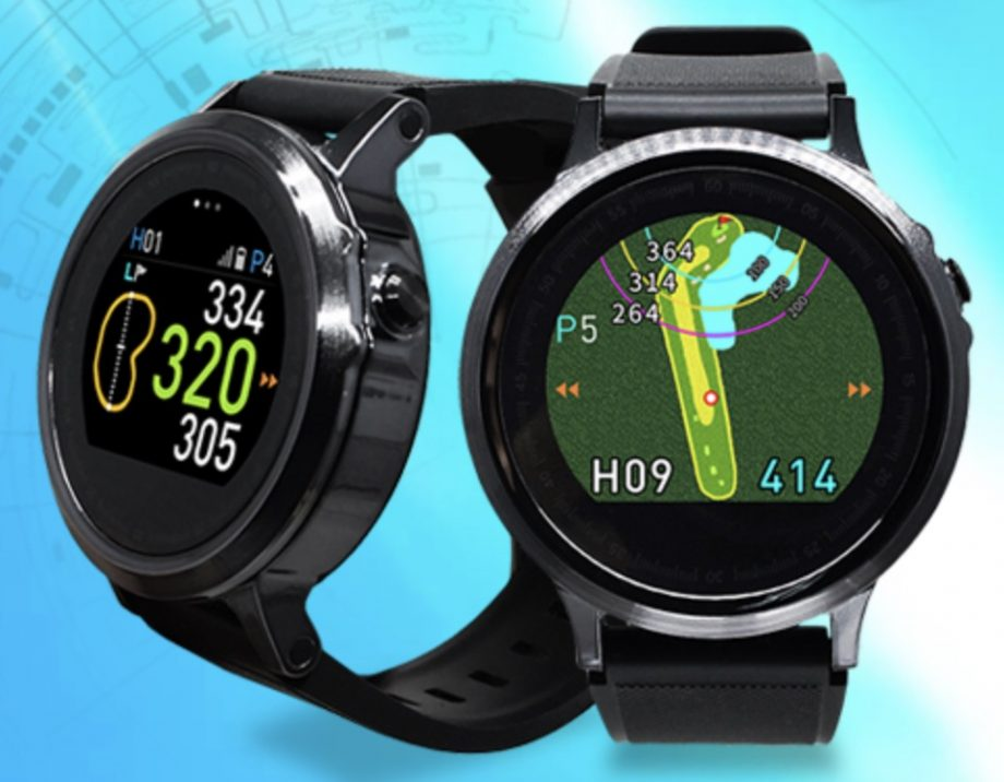 GolfBuddy GB9 WTX+ Golf GPS Watch