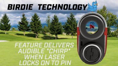 Callaway 300 Pro Golf Laser Rangefinder - birdie technology