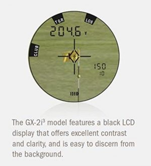 Leupold GX-2i3 Golf Rangefinder - True Golf Range technology